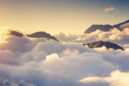 Toucher le ciel: notre être intérieur