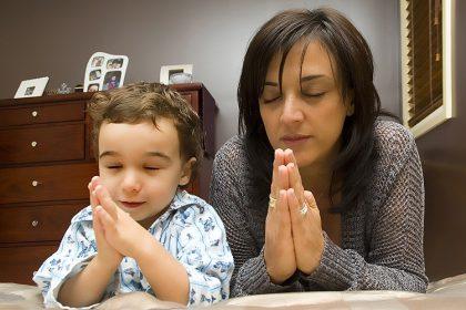 Mamans, partagez votre foi
