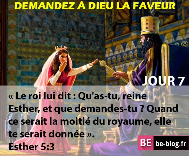 jour 7 verset