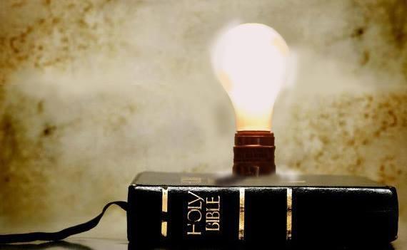 Christ est la lumière de ta vie