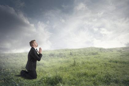 Etre humble devant Dieu