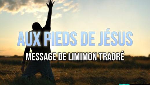 Aux pieds de Jésus