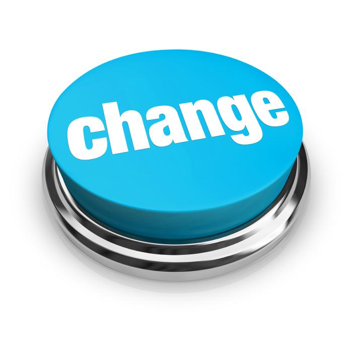 Prêt pour le changement