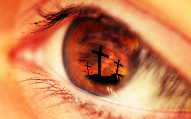 Regarde-toi avec la perspective de Dieu