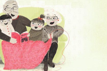 Vos enfants et leurs grands parents