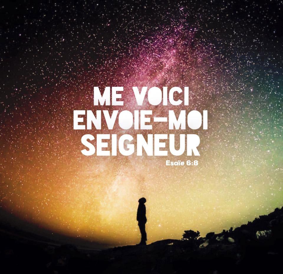 L'appel divin de Dieu pour ta vie