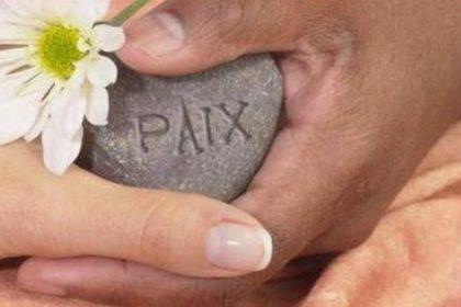 Que la paix soit avec toi