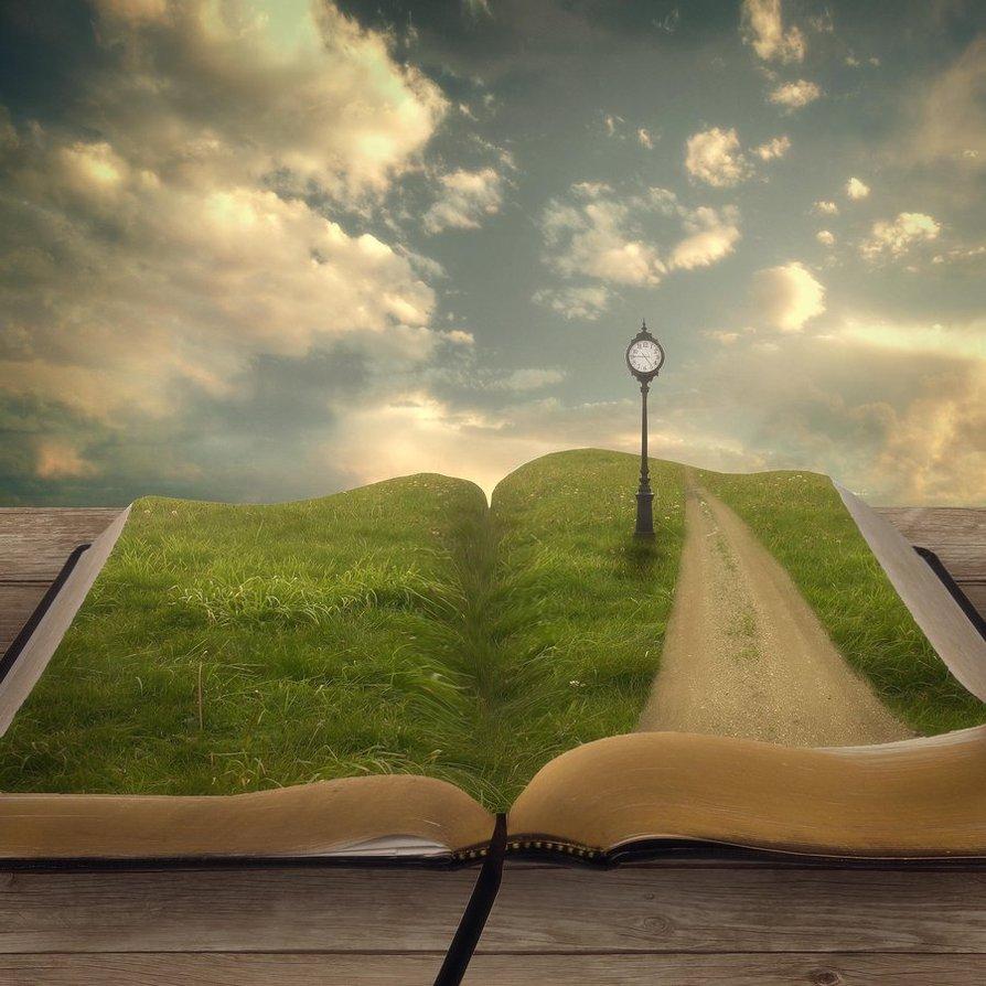 Ecris ton histoire avec Dieu