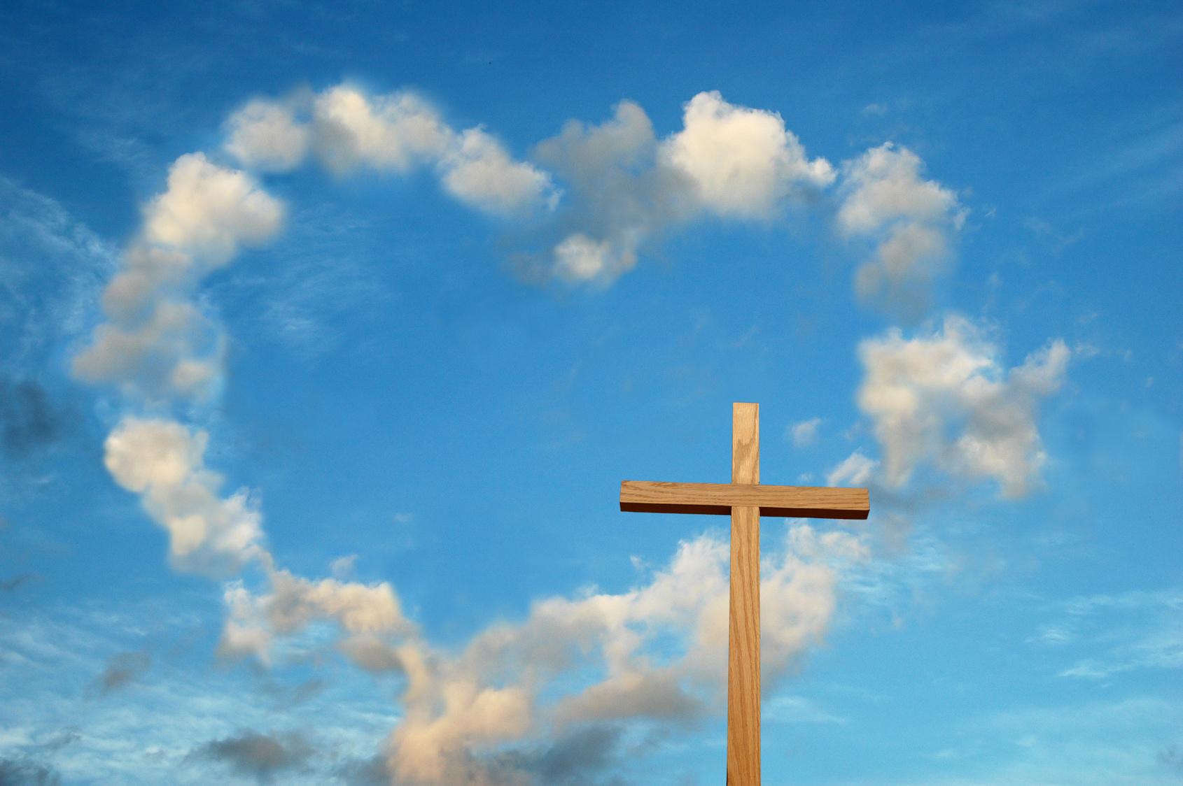 Le puissant amour de Dieu