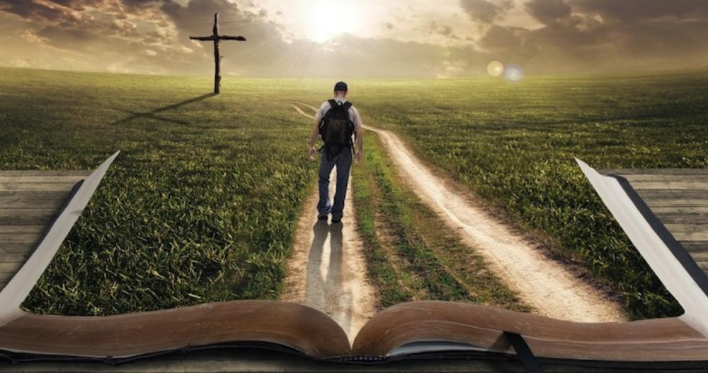 Marche avec Dieu