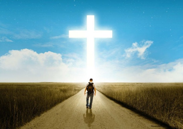 En marche avec Jésus